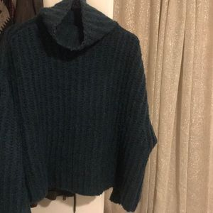 Free people wool/alpaca sweater